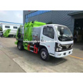 Dongfeng 4x2 kitchen trash truck for sale