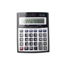 12 Digits Dual Power Office Stationery Calculator