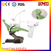 Ce Approval Real Leather Dentist Chair