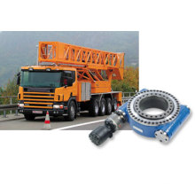 Heavy Series Slew Drive for Bridge Inspection Equipment H12 Inch