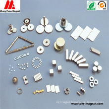 China Permanent Small NdFeB Neodymium Magnet for It Industry