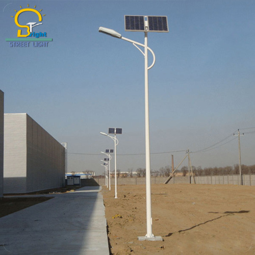 60W High Brightness Solar Led Street Light