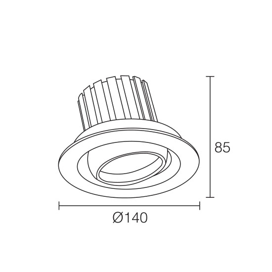 LED Downlight Beam Angle