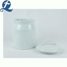 Popular fashion Custom Home Decoration Ceramic Storage Tanks
