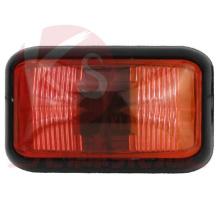 Arrière arrière combinaison légère 12/24V LED E-MARK approbation camion arrière lumière avec Stop et tourner la fonction