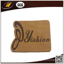 Leather Label for Jean Suitcase Bag (HJL32)