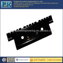 Kundenspezifische hochpräzise, pulverbeschichtete Stahlradteile