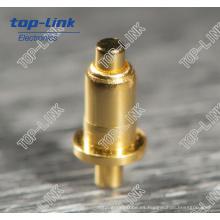Pin de Pogo para el dispositivo de mano, cabeza doble