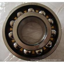 Pequeña vibración de alta velocidad de rodamiento de bolas de contacto angular de cerámica 120bnr10