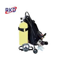 Mini tanque de mergulho de conexão de máscara de mergulho de alta segurança