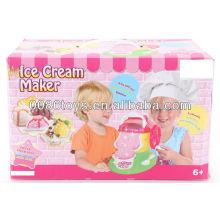 Máquina de sorvete Máquina de sorvete Máquina de sorvete