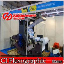 Maquinaria de impresión de materiales de PVC