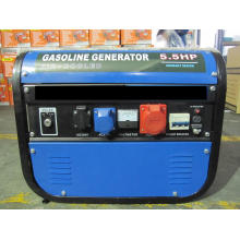 HH2800-B04 220V, 380V Generador Trifásico De la Gasolina De Bule