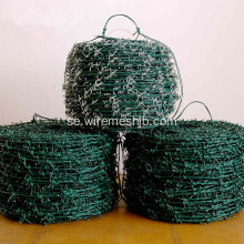 Vinyl Coated Barbed Iron Wire