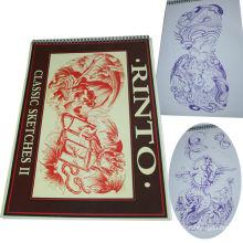 Libro profesional del tatuaje