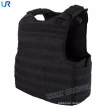 NIJ IV Tactical Ballistic Bulletproof Body Armor Vest