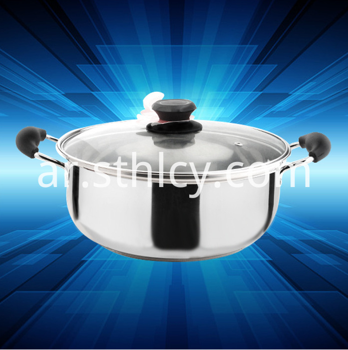 Stainless Steel Hot Pot448