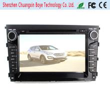 Lecteur DVD spécial pour voiture pour Hyundai Mistra avec GPS, Bluetooth