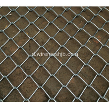 1 '' Mesh Hot Dipped Galvanized Chain Link Fence