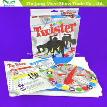 New Classic Twister Game Family Board Game Educational Toy Fun Party Favors