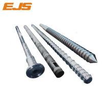 high wear and corrosion resistance bimetallic screw barrel for recycling machine