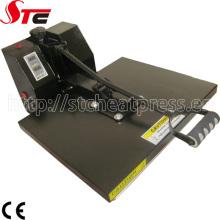 CE aprobó la máquina de estampado en caliente para cuero