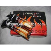 Environment shisha charcoal from 100% coconut shell /hookah shisha charcoal