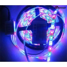 Sound Flexible activa 5050 RGB tira de LED con controlador de música