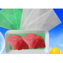 Recipiente de armazenamento plástico do alimento descartável amigável popular plástico verde do projeto Eco