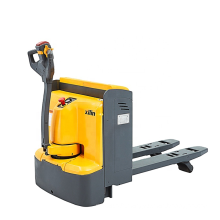 Xilin 2ton 4400lbs walkie type full electric stacker forklift for warehouse and container
