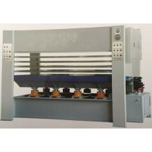 Holzverkleidungs-Thermo-Kompressor-Maschine