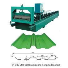 Máquina de formação de rolo de bandeja de cabo 51-380-760