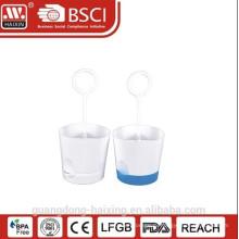 Оптовые продажи пластиковый держатель столовые приборы с крючком