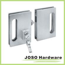 Щетка для сатинировки безрамного стекла для двойных дверей (GDL001B)