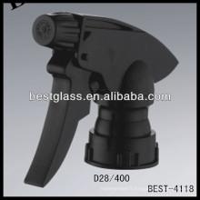 28/410 pulvérisateurs à gâchette ajustable en plastique coloré avec capuchon, vaporisateur cosmétique vaporisateur, pulvérisateur à pompe à parfum