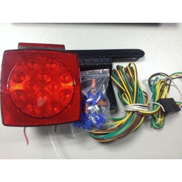 LED Universal Kombi-Heckleuchte für Anhänger