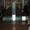 Пластиковым покрытием гексагональной сетки