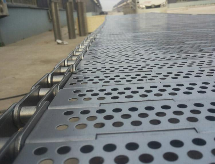 Chain Plate Conveyor Mesh Belt (10)