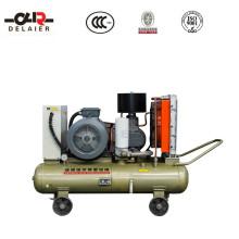 Compresseur à vis portatif à économie d'énergie Dlr-50aop de compresseur d'air à vis