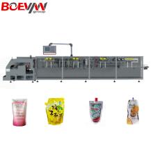 Horizontale Doypack-Flüssigkeitsverpackungsmaschine