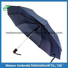 Le meilleur parapluie automatique classique pour hommes à double pli