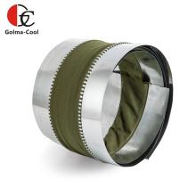Conector flexível para duto de revestimento de PVC HVAC