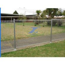 Дворе забор с двумя треугольник (ТС-и e64)