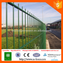 ISO9001 High quality powder coated 868 double wire mesh fence