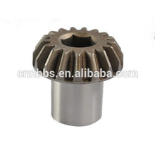 Slotting,cnc machining high quality front axle shaft of tractor
