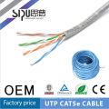 SIPU heißen verkaufen Utp cat5e lan Kabel 24awg/4P Fabrikpreis