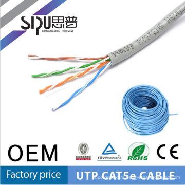 SIPU Горячие продать 24awg utp cat5e кабель оптом цена 4 пары завод
