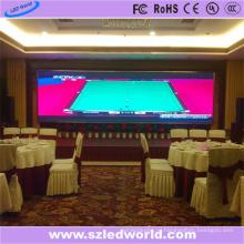 P6 крытый полный Цвет Фикчированный Дисплей водить рекламы доски экрана