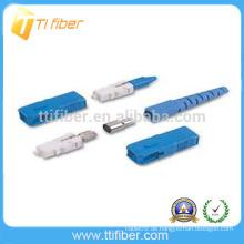 SC UPC Optikfaser-Steckverbinder, hochwertiger Faserverbinderhersteller