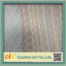 Tela de tapicería de asiento de coche clásico venta caliente